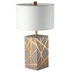"Wood Wonder ITO Tree 29"" Table Lamp"
