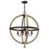 Hinkley Middlefield 4 Light Globe Pendant