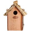 Fallen Fruits Best for Birds Box Thatched Roof