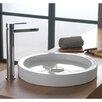 Scarabeo by Nameeks Bucket Rectangular Vessel Bathroom Sink
