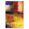 Artist Lane Abstraction No. 31 by Kathy Morton Stanion Art Print on Canvas