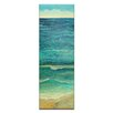 Artist Lane Ocean Shore 1 by Jennifer Webb Art Print Wrapped on Canvas