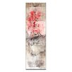 Artist Lane Layers of Meaning by Gill Cohn Graphic Art Wrapped on Canvas in Grey