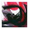 Artist Lane Passion Dance No.1 by Kathy Morton Stanion Art Print Wrapped on Canvas