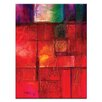 Artist Lane Magic Portal No.3 by Kathy Morton Stanion Art Print Wrapped on Canvas