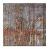 Artist Lane Wabi Sabi #1 by Gill Cohn Graphic Art Wrapped on Canvas