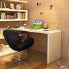 Bellas Modern Computer Desk with Hutch