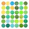 East End Prints Colour Play 7 Art Print