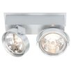 Steinhauer West Point 2 Light Ceiling Spotlight