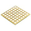 House Additions 10cm Glass Mosaic Coaster (Set of 6)