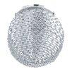 Eglo Tortoli 1 Light Semi-Flush Ceiling Light