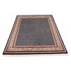 Parwis Sarough Mir Hand-Knotted Blue Area Rug