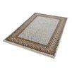 Parwis Sarough Mir Hand-Knotted Cream Area Rug