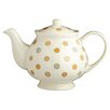 Kitchen Craft Classic 1.4L Ceramic Teapot