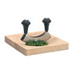 Kitchen Craft 2 Piece Hachoir & Board Set