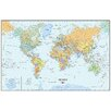 Wallpops! World Dry Erase Map Wall Stickers