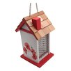Garden Bazaar Poppy Bird Feeder