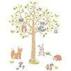 WallPops!Kids Woodland Tree Kids Wall Sticker Kit