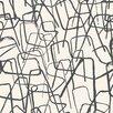 """9 Selvas De Mariscal Cadires 33' x 21"""" Abstract Wallpaper"""