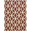 Nourison Linear Hand-Woven Multi-Coloured Area Rug