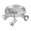 Firstlight MAGNUM 3 Light Ceiling Spotlight