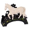 Black Country Metal Works Sweet Meadow Pony Hose Holder