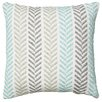 Mercury Row Chevron 100% Cotton Throw Pillow