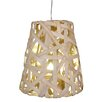 Naeve Leuchten Ramon 1 Light Design Pendant