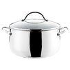 Prestige Prestige Bell Stainless Steel 5.7 L Stock Pot with Lid