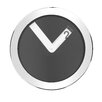 Istra 23cm Stainless Steel Wall Clock
