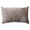 Tuscany Dots Flax Cut Lumbar Pillow
