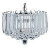 Searchlight Sigma 4 Light Empire Chandelier