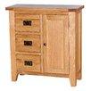 Alpen Home Millais Petite 3 Drawer Cabinet