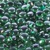 Wholesalers USA 5 lbs of  Glass Gems in Aqua Green