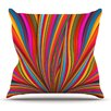 Believer by Danny Ivan Throw Pillow