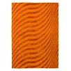 Wallflor Orange Area Rug