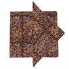 Found Object Kalamkari Cotton Napkin (Set of 4)