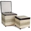Artra 2 Piece Seat Trunk Set
