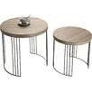 Hokku Designs 2 Piece Nest of Tables