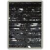 Pieles Pipsa Black/Silver Area Rug