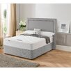 Silentnight Scarlet Memory Foam Divan Bed