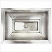 Linkasink Vintage Jeweler Tiffany Rectangular Undermount Bathroom Sink