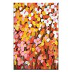 Artist Lane Mixed Oranges by Anna Blatman Art Print on Canvas