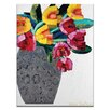 Artist Lane Tulips 3 by Anna Blatman Art Print on Canvas