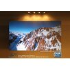 Elite Screens Aeon Series Grey Fixed Frame Projection Screen