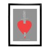 Star Editions Classic Book Art Romeo and Juliet Framed Graphic Art