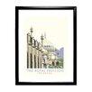 Star Editions Brighton Pavilion by Dave Thompson Framed Vintage Advertisement