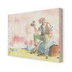 Star Editions Roald Dahl The BFG by Quentin Blake Art Print on Canvas