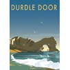Star Editions Durdle Door, Dorset by Dave Thompson Graphic Art