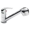 Ultra Single Handle Surface Mounted Monobloc Mixer Tap with Pull Out Rinser